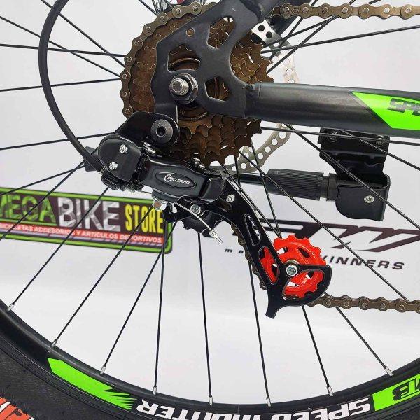 Bicicleta-guayaquil-mtb-montañera-talla-mega-bike-store-bike-shimano-speed-monter-aro-24-acero-azul-negro-verde