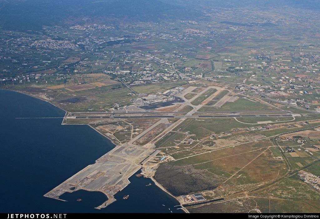 Aeropuerto de SalnicaMacedonia Aeropuerto Mikra  Megaconstrucciones Extreme Engineering