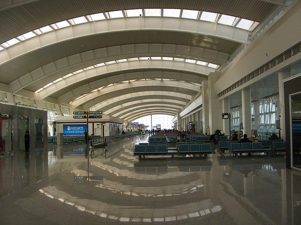 Aeropuerto De Wuhan Tianhe Megaconstrucciones Extreme