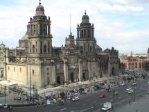 La Catedral Metropolitana Mexico City