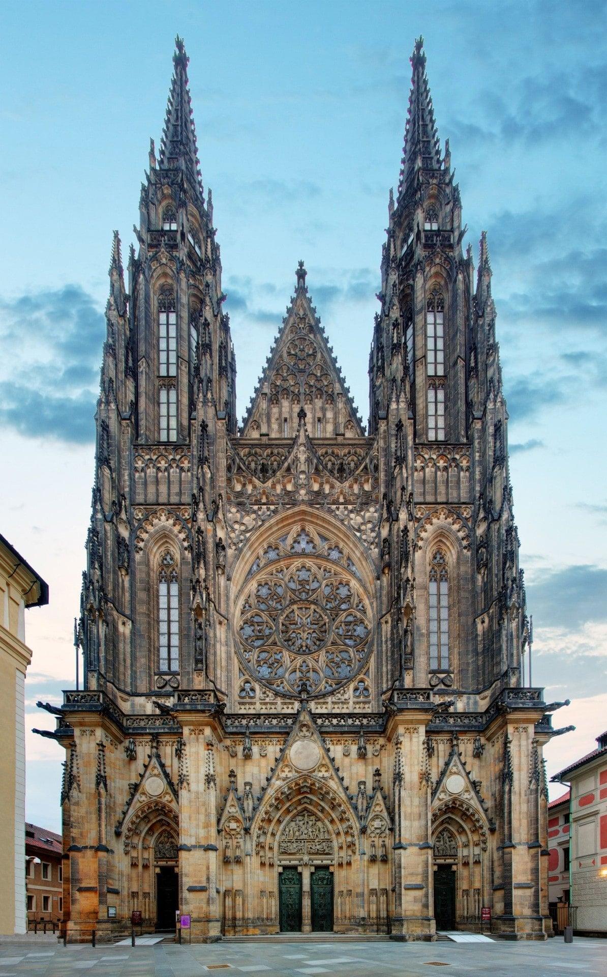 Catedral De San Vito Megaconstrucciones Extreme Engineering