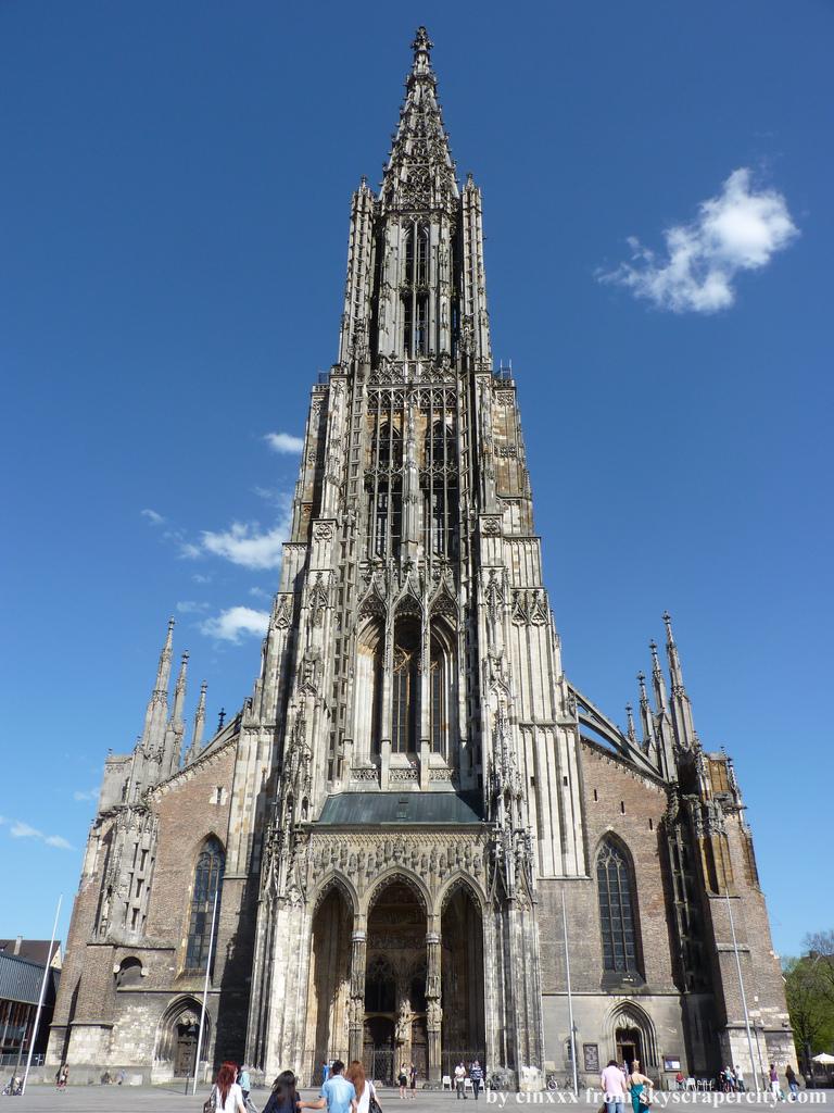 Catedral De Ulm Megaconstrucciones Extreme Engineering