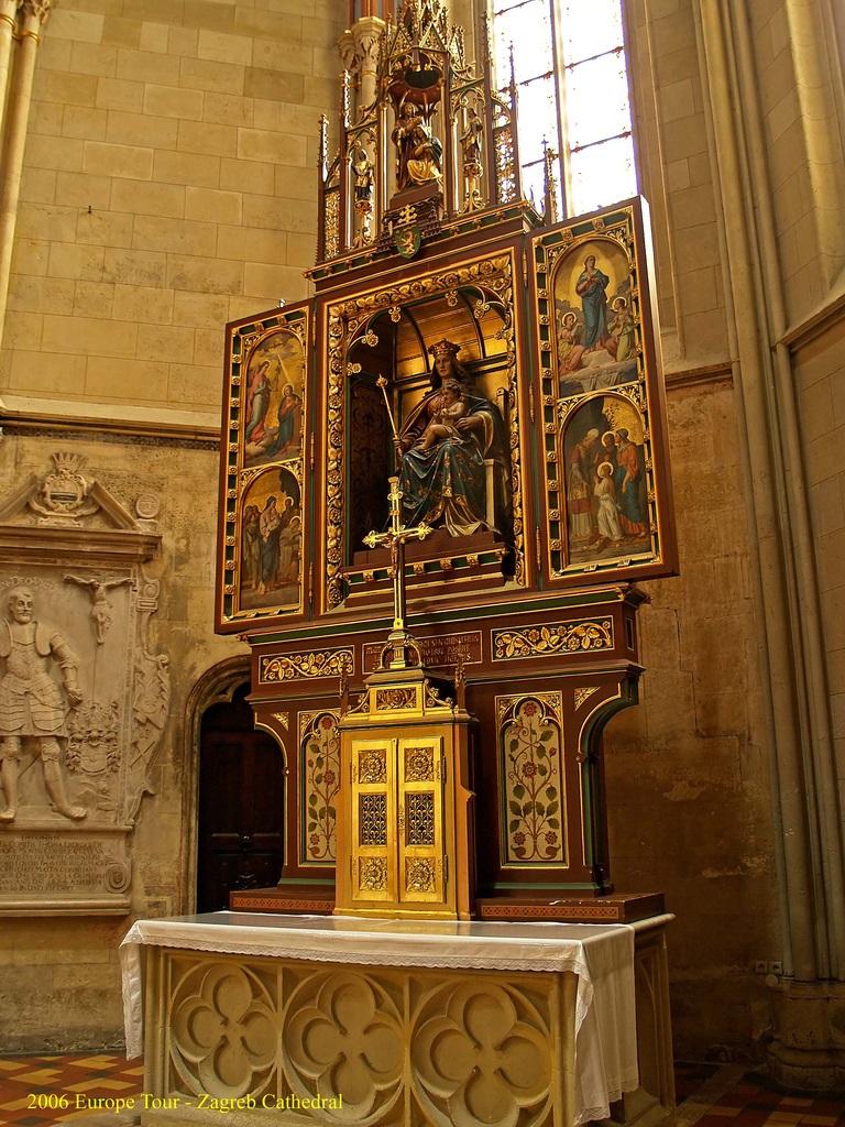 Catedral De Zagreb Megaconstrucciones Extreme Engineering