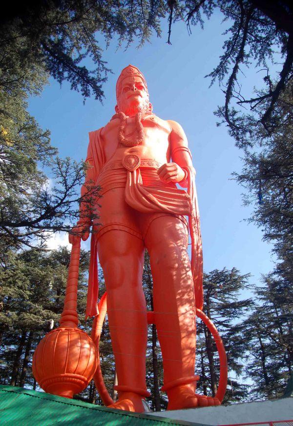 Estatua De H 225 Numan En Shimla Megaconstrucciones Extreme