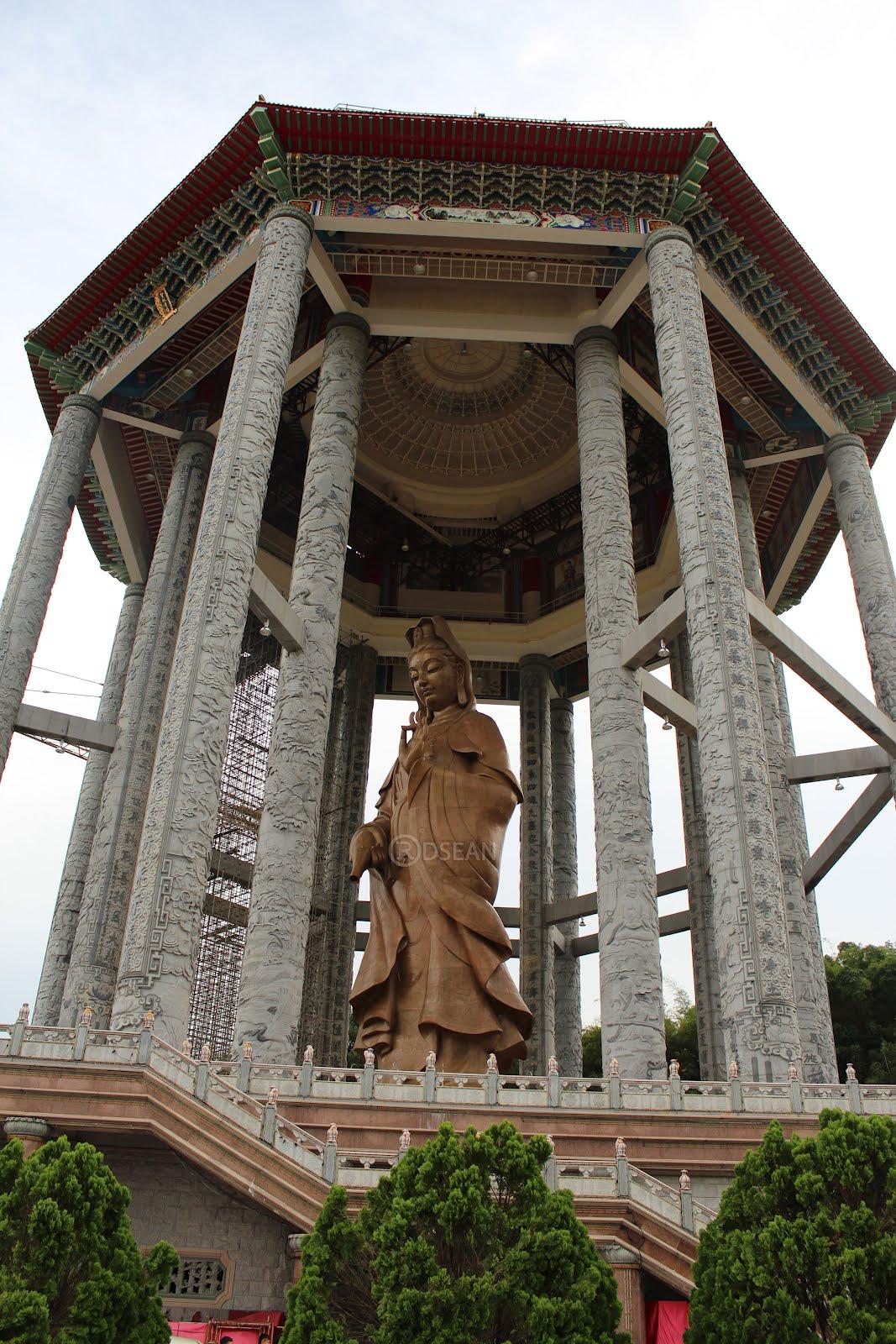 Kuan Yin Del Templo Kek Lok Si Megaconstrucciones