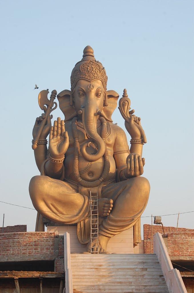 Ganesha En Bahadurgarh Megaconstrucciones Extreme