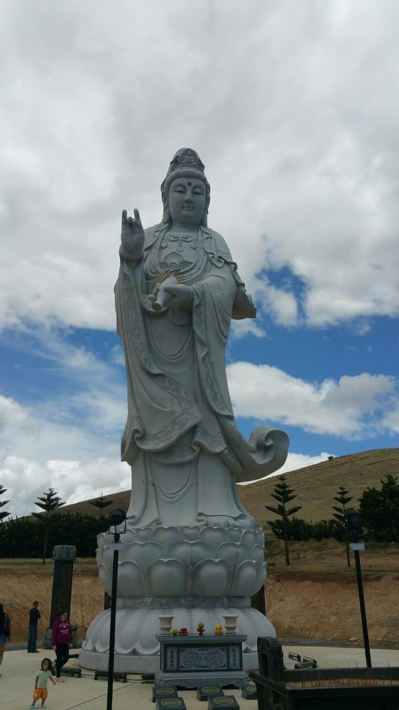Guanyin Del Templo Nan Hai Pu Tuo Megaconstrucciones
