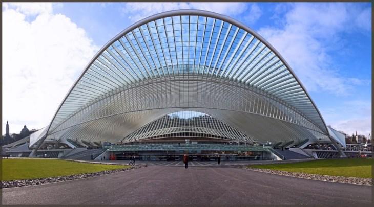 Estación de Lieja Guillemins - Megaconstrucciones, Extreme Engineering