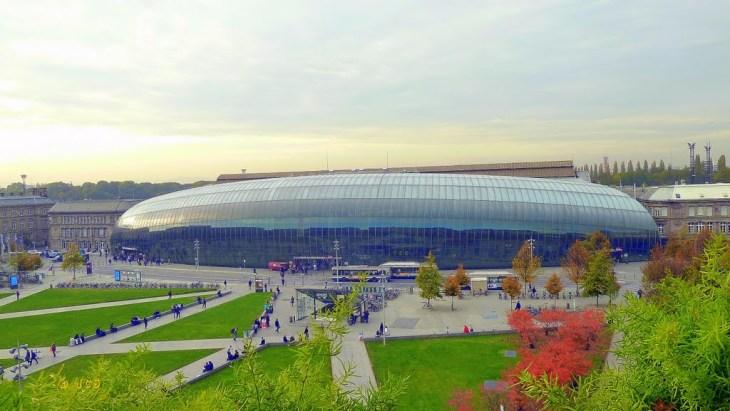Estación de Estrasburgo - Megaconstrucciones, Extreme Engineering