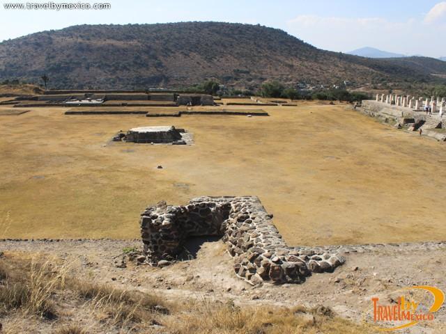 Tollan Xicocotitlan Zona Arqueol 243 Gica De Tula