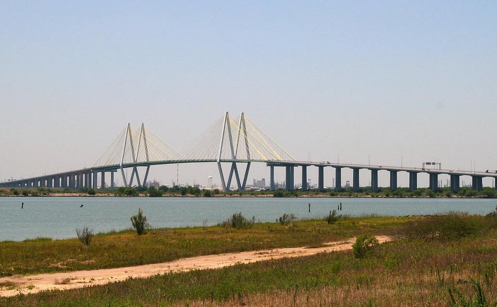Puente Fred Hartman Puente Baytown Megaconstrucciones