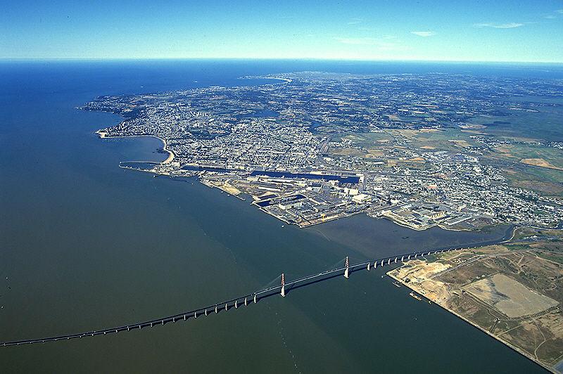 Puente De Saint Nazaire Megaconstrucciones Extreme