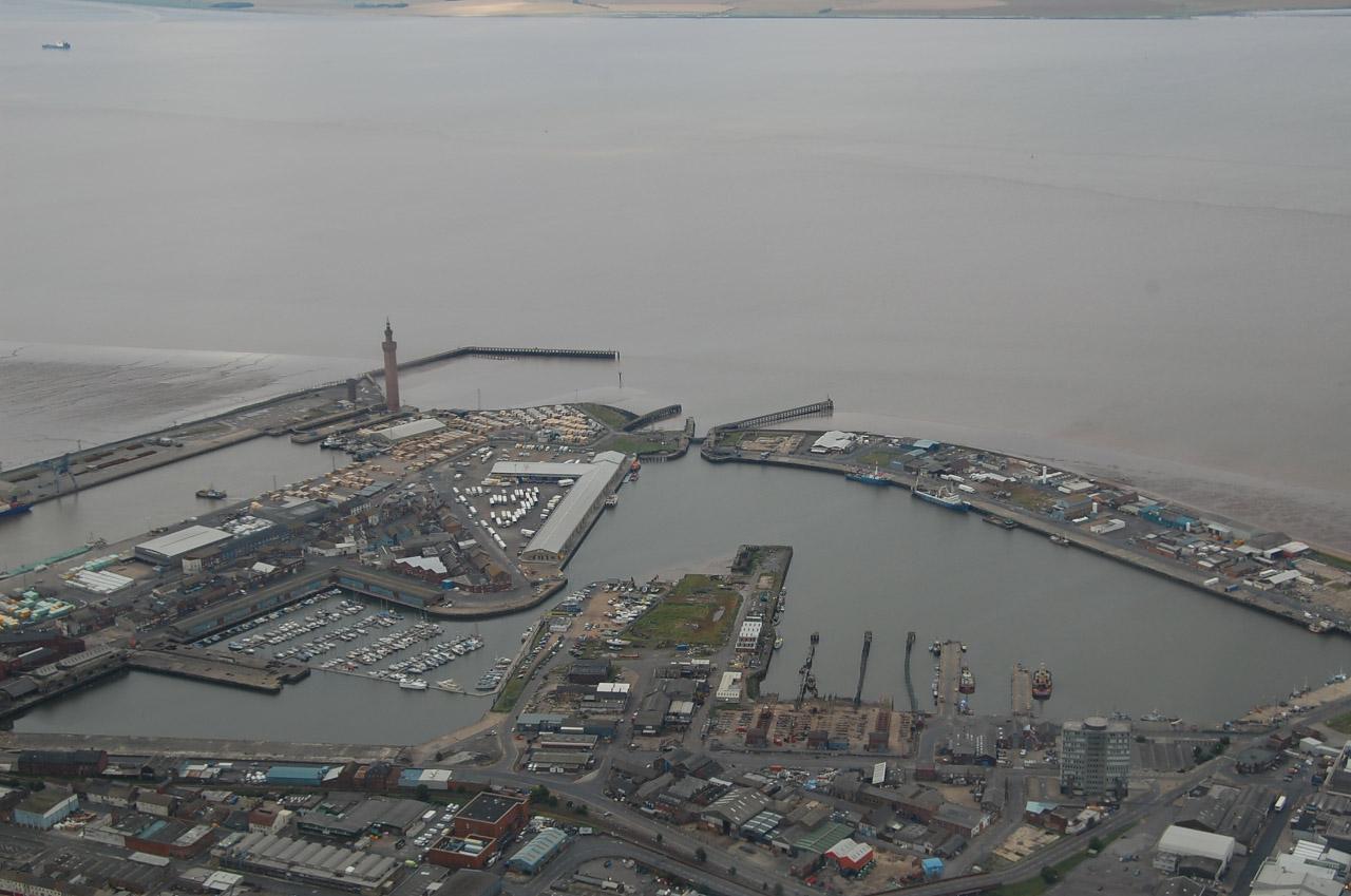 Puerto De Grimsby E Immingham Megaconstrucciones