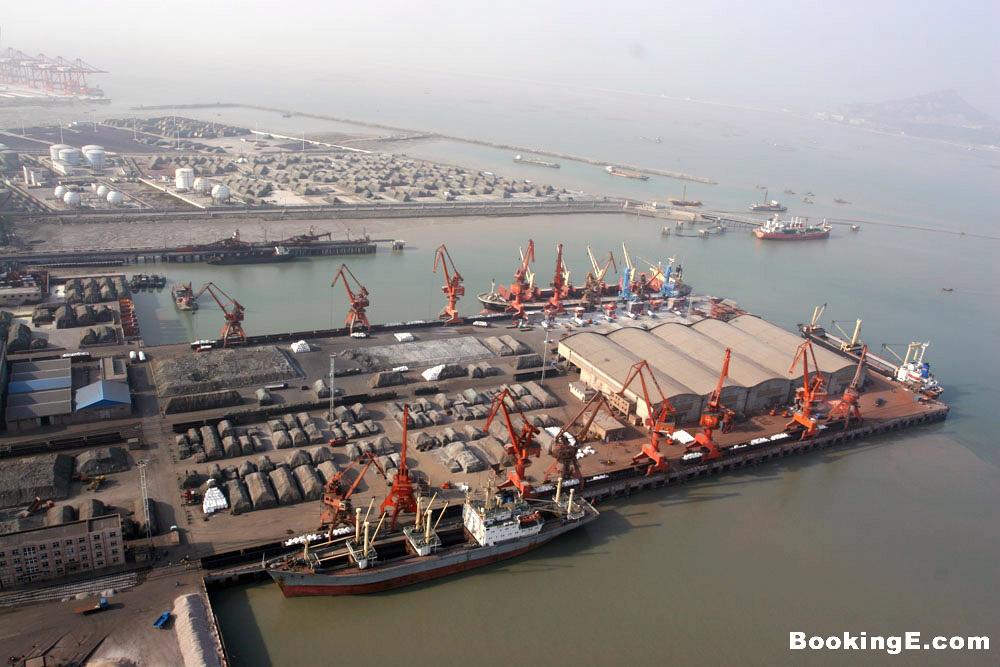 Puerto De Lianyungang Lian Yun Gang Port