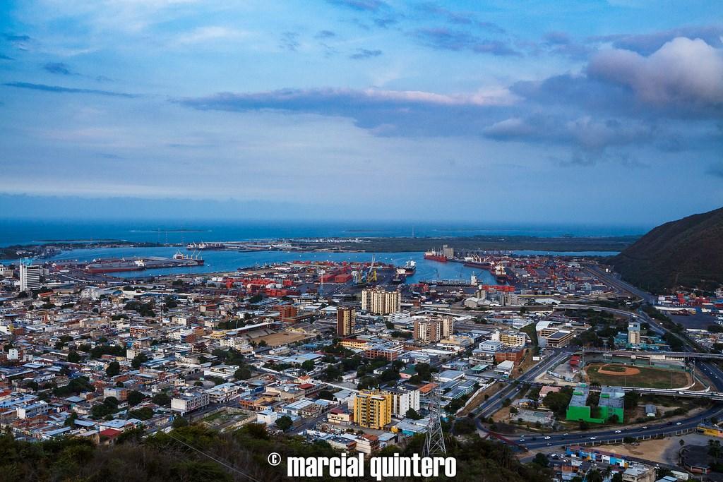 Puerto de Puerto Cabello  Megaconstrucciones Extreme