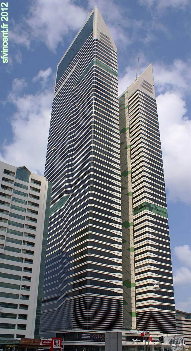 Acico Twin Towers Megaconstrucciones Extreme Engineering