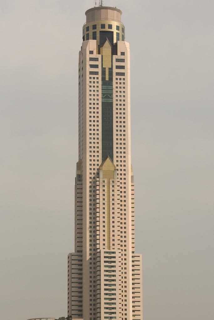 Baiyoke Tower Ii Megaconstrucciones Extreme Engineering