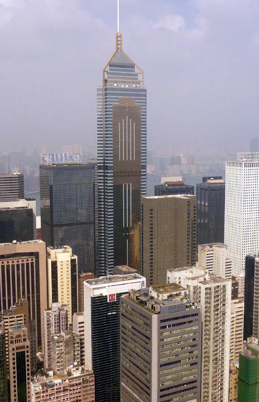 Central Plaza Hong Kong Megaconstrucciones Extreme