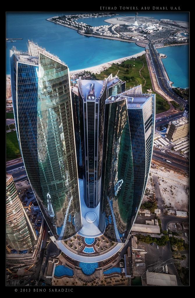 Etihad Towers Megaconstrucciones Extreme Engineering