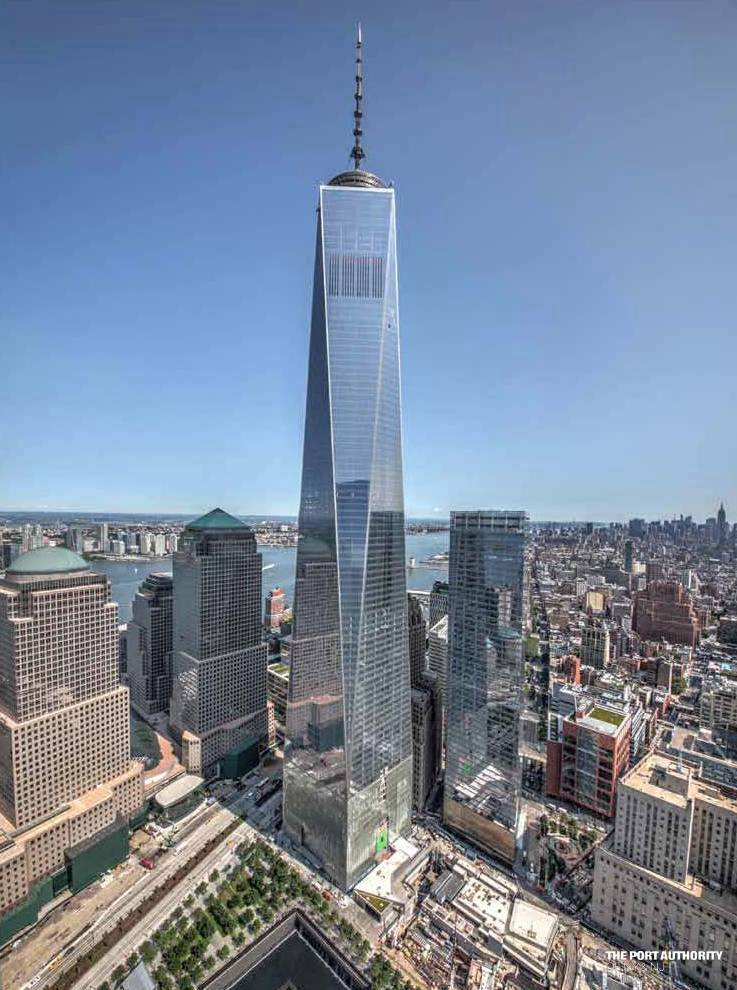 One World Trade Center Megaconstrucciones Extreme