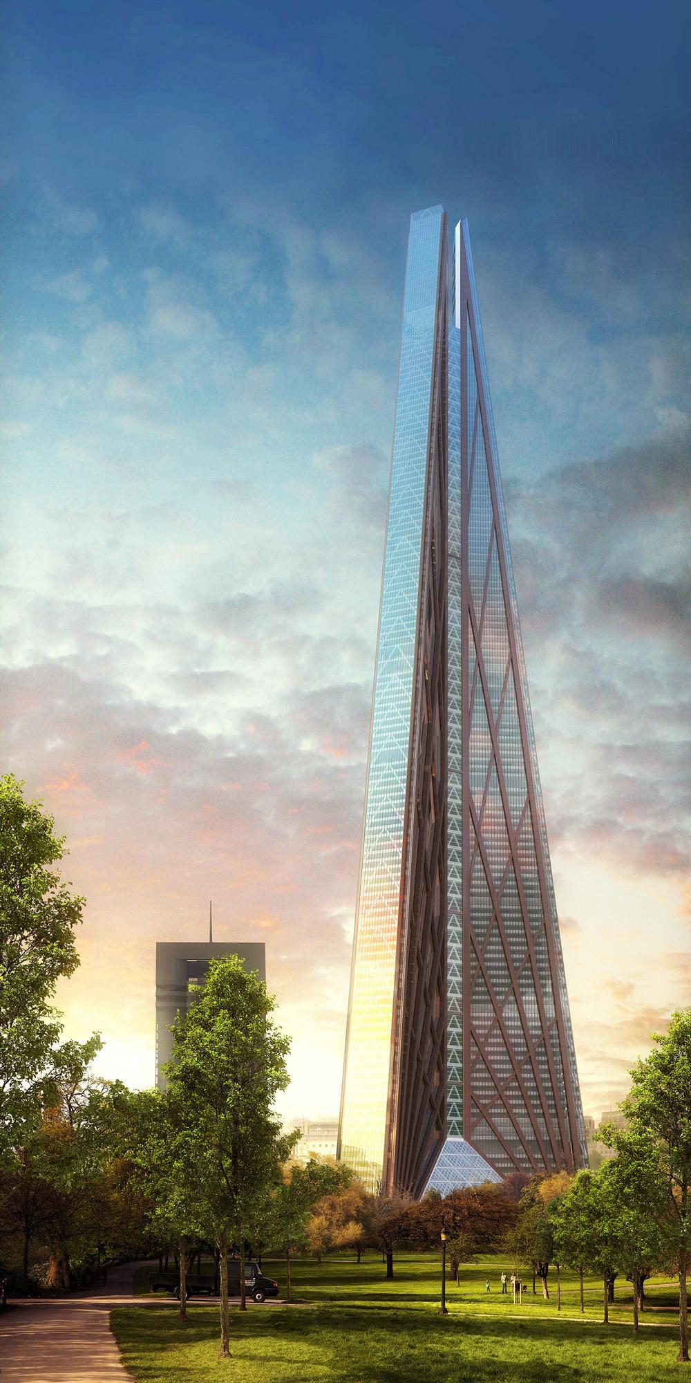 Torre Rusia Megaconstrucciones Extreme Engineering