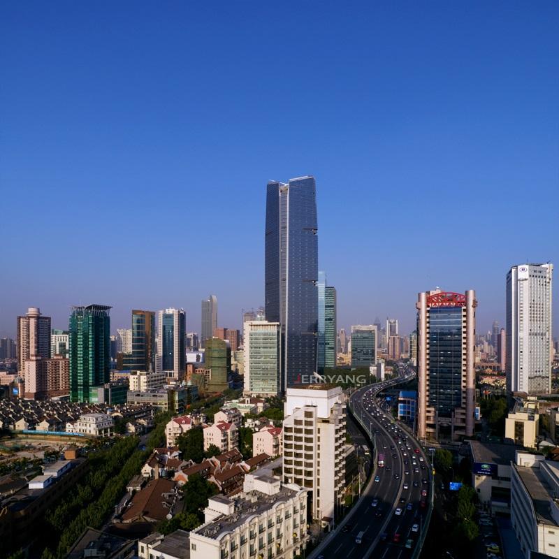 Shanghai Plaza Wheelock Megaconstrucciones Extreme