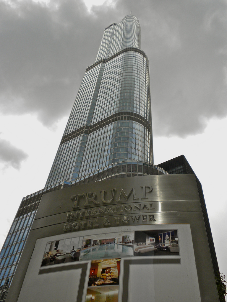 Trump International Hotel and Tower Chicago Trump Tower