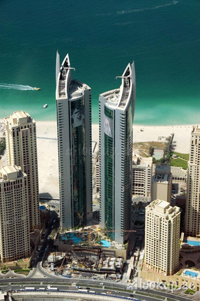 Al Fattan Marine Towers Megaconstrucciones Extreme