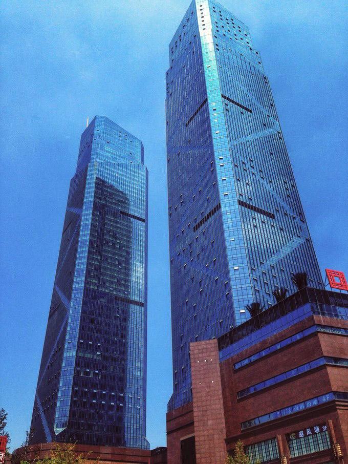 Soochow International Plaza Megaconstrucciones Extreme
