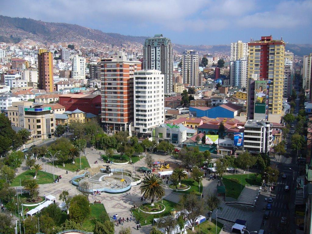 La Paz Megaconstrucciones Extreme Engineering