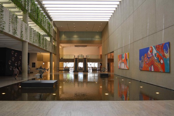 Art Gallery Interior Design