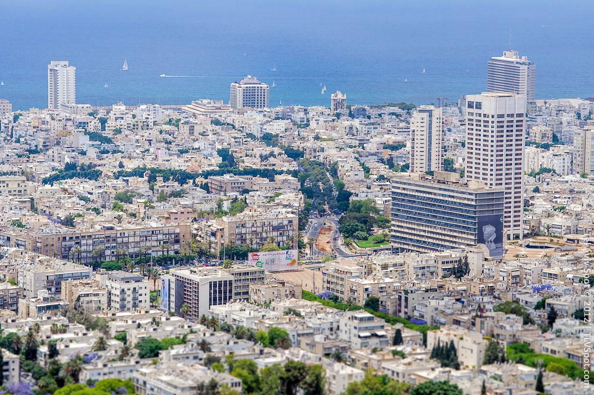 Tel Aviv Tel Aviv Yafo Megaconstrucciones Extreme