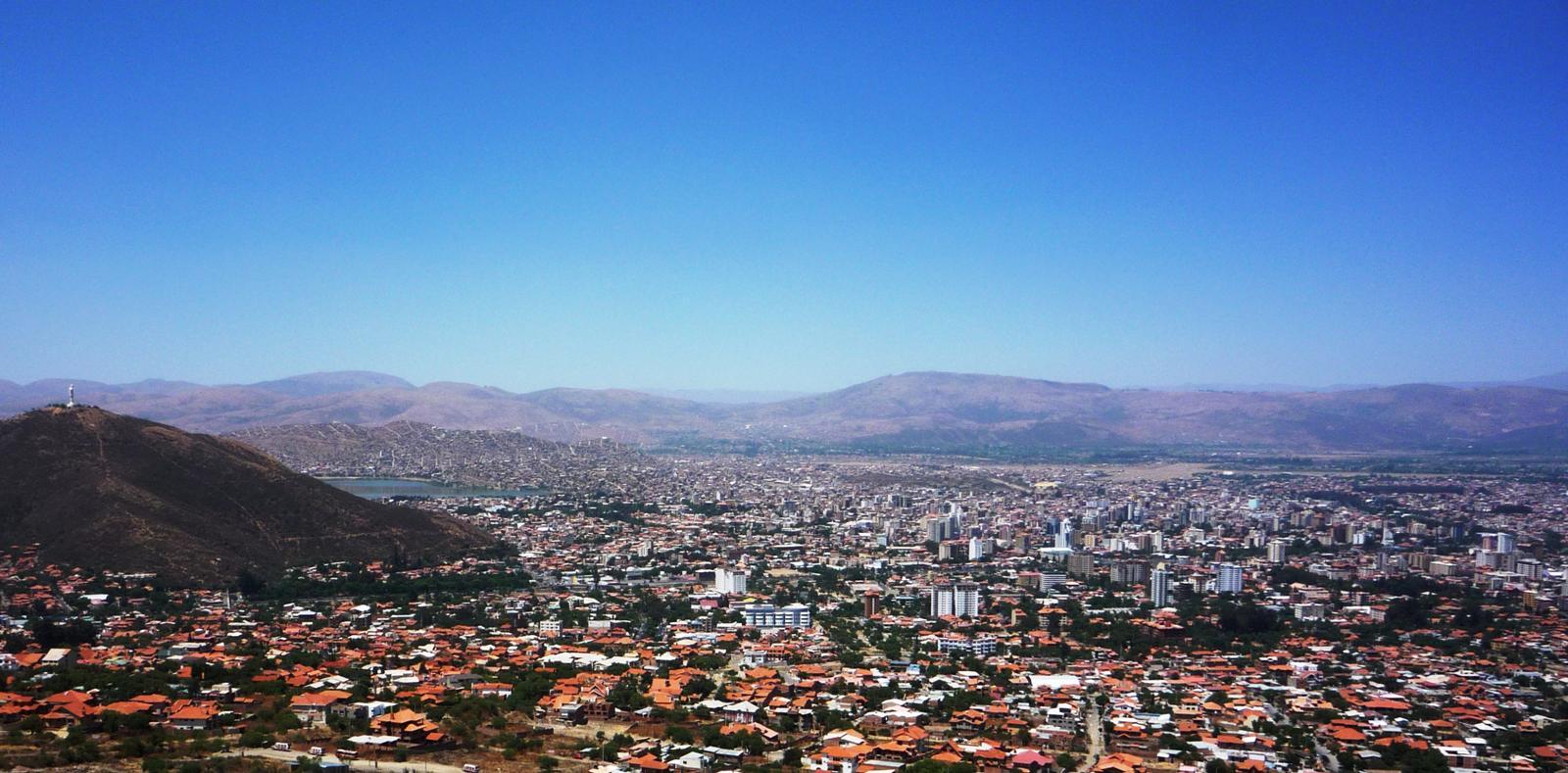Cochabamba Megaconstrucciones Extreme Engineering