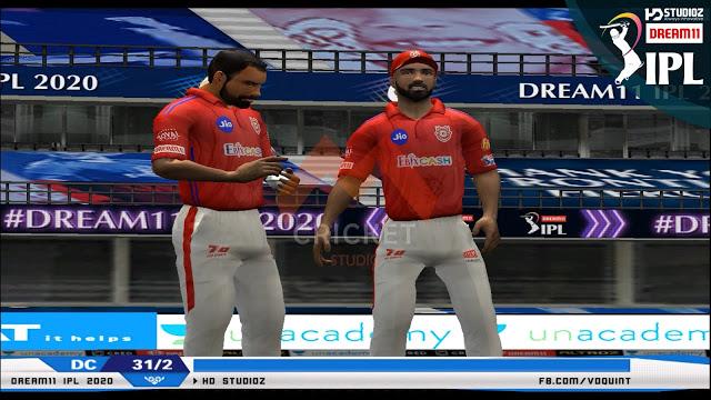 HD StudioZ IPL 2020 AVENGING Patch img3 MEGACricketStudio