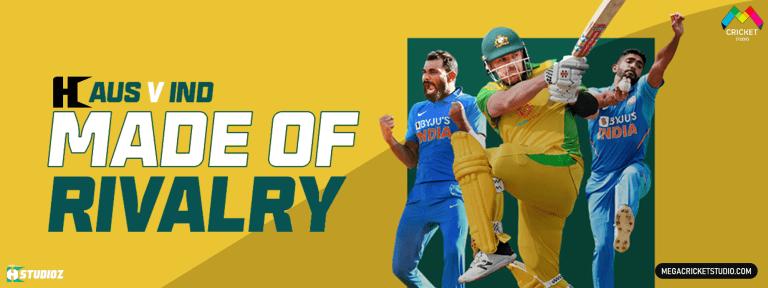 HM StudioZ India vs Australia 2020-21 Rivalry Patch for EA Cricket 07