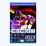 HD StudioZ Cricket 2019 Original & Full Edition Game for PC/Laptop | Digital Download