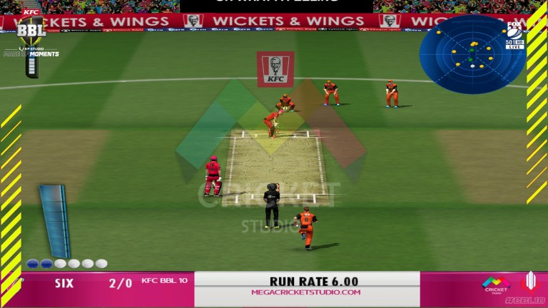 kfc bbl 2021 mega cricket studio img1