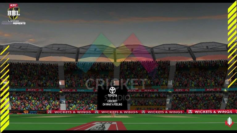 kfc bbl 2021 mega cricket studio img5