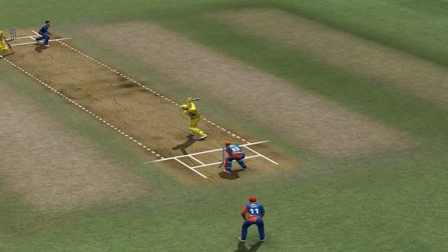 4SRT Cricket 15