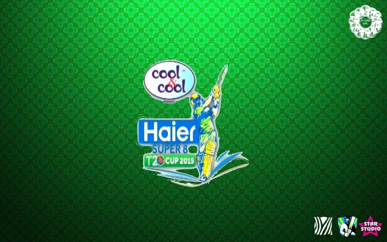 Haier SUPER8 T20 CUP 2015 Patch for EA Cricket 07