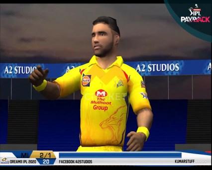 a2 studios dream11 ipl 2020 patch ea sports cricket 07 megacricketstudio pic 10