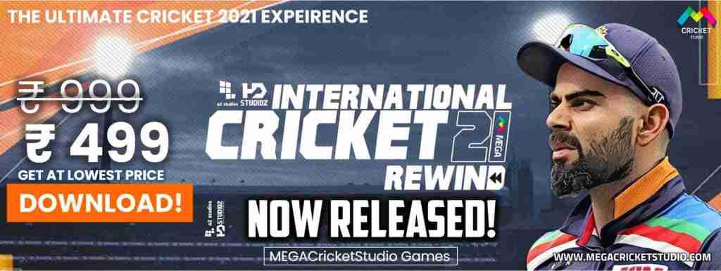 international cricket 2021 rewind now released
