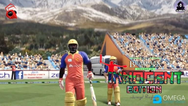 Don Bradman Cricket 2014 Innocent Edition V5.0 for Don Bradman Cricket 14