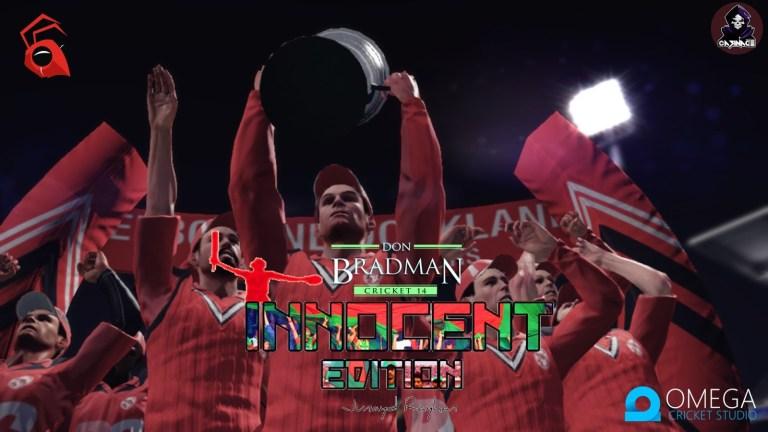 Don Bradman Cricket 2014 Innocent Edition V4.0 for Don Bradman Cricket 2014