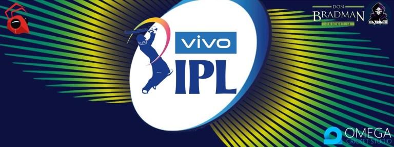 VIVO IPL 2019 Patch for Don Bradman Cricket 14