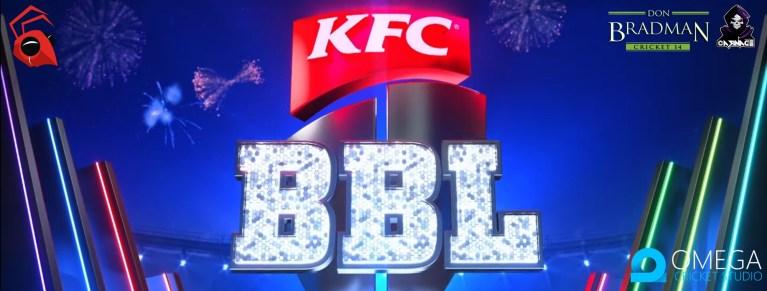 KFC BBL 2021 Patch for Don Bradman Cricket 14