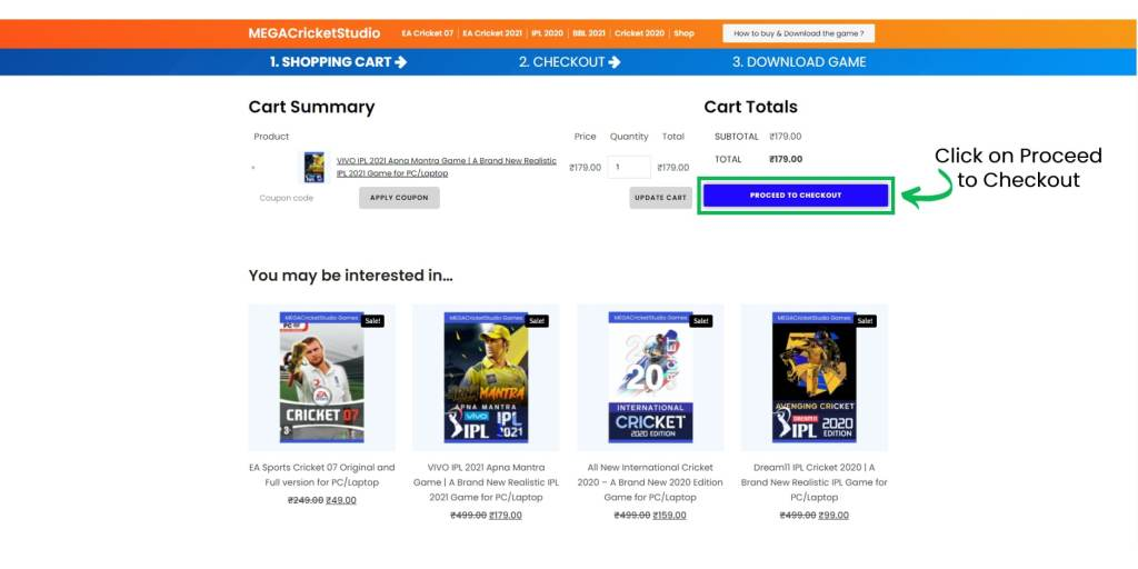 how to download vivo ipl 2021 apna mantra patch for ea cricket 07 img8