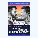 Ind vs Eng 2021 Back Home Game – A Brand New 2021 Edition Game for PC/Laptop