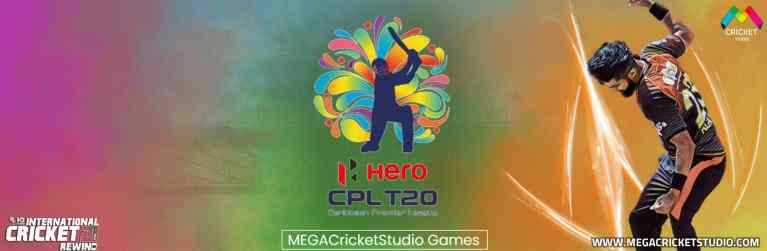 HERO CPL T20 2021 Patch for EA Sports Cricket 07