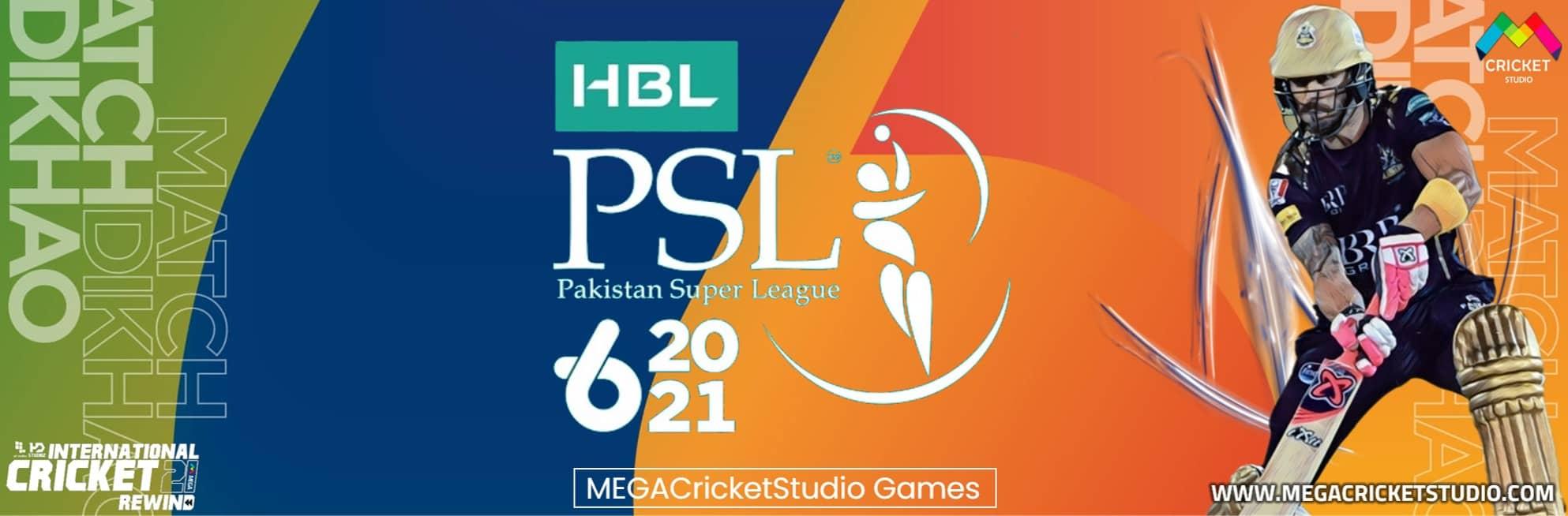 hbl psl 2021 patch free download ea cricket 07